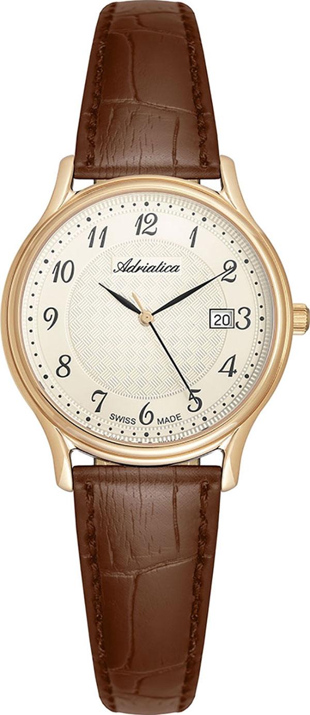 Женские часы Adriatica A3000.1221Q женские часы adriatica a3464 1113q