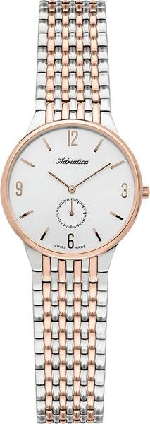 Женские часы Adriatica A3129.R153Q adriatica a3129 2153q