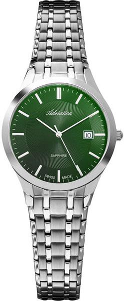 Женские часы Adriatica A3136.5110Q женские часы adriatica a3464 1113q