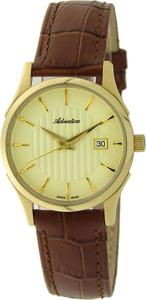 Женские часы Adriatica A3146.1211Q женские часы adriatica a3464 1113q