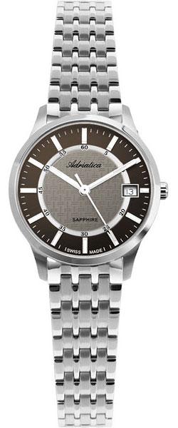 купить Женские часы Adriatica A3156.5117Q по цене 9680 рублей