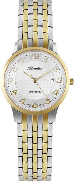 Женские часы Adriatica A3168.2123Q женские часы adriatica a3464 1113q