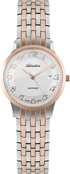 Женские часы Adriatica A3168.R123Q женские часы adriatica a3168 r123q