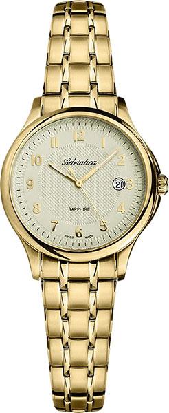 цена Женские часы Adriatica A3172.1121Q онлайн в 2017 году