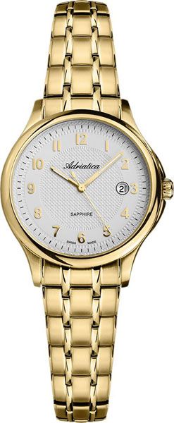 цена  Женские часы Adriatica A3172.1123Q  онлайн в 2017 году