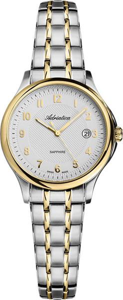 цена  Женские часы Adriatica A3172.2123Q  онлайн в 2017 году