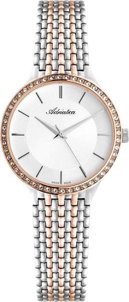 где купить Женские часы Adriatica A3176.R113QZ по лучшей цене