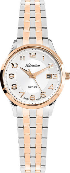 Женские часы Adriatica A3178.R123Q женские часы adriatica a3168 r123q
