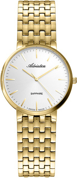 Женские часы Adriatica A3181.1113Q женские часы adriatica a3464 1113q