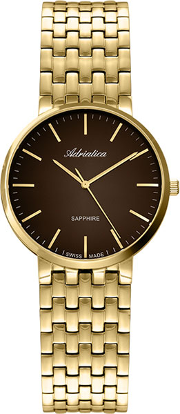 Женские часы Adriatica A3181.111GQ женские часы adriatica a3464 1113q