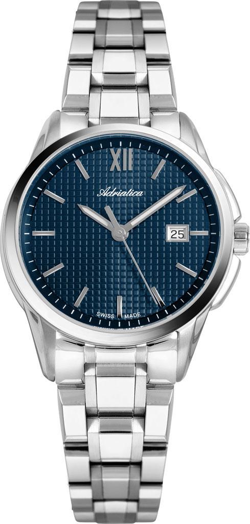 цена Женские часы Adriatica A3190.5165Q онлайн в 2017 году