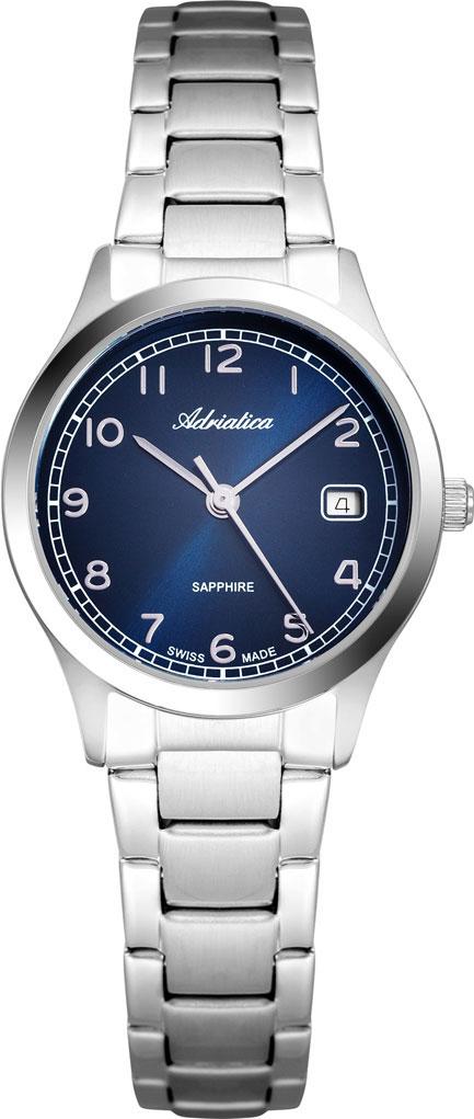 лучшая цена Женские часы Adriatica A3192.5125Q