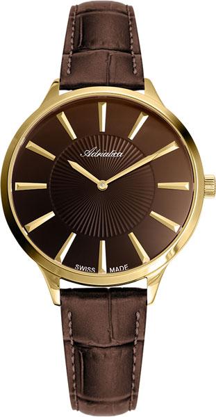 Женские часы Adriatica A3211.121GQ женские часы adriatica a3464 1113q