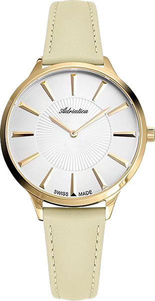 Женские часы Adriatica A3211.1V13Q женские часы adriatica a3464 1113q