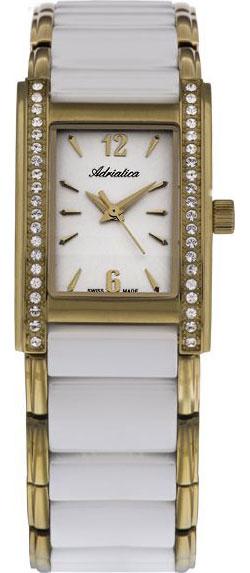 где купить Женские часы Adriatica A3398.D153QZ по лучшей цене