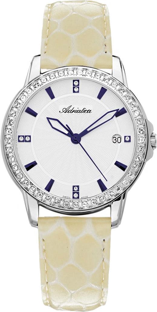 Женские часы Adriatica A3416.52B3QZ женские часы adriatica a3464 1113q