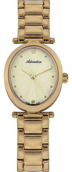 Купить Наручные часы A3424.1141Q  Женские наручные швейцарские часы в коллекции Zirconia Adriatica