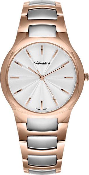 Женские часы Adriatica A3425.R113Q adriatica a3425 1111q