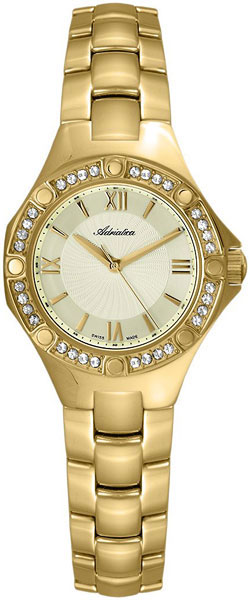 Женские часы Adriatica A3427.1111QZ женские часы adriatica a3464 1113q