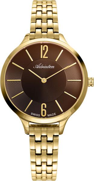 Женские часы Adriatica A3433.117GQ женские часы adriatica a3464 1113q