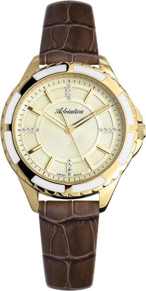 цена Женские часы Adriatica A3434.1211Q онлайн в 2017 году