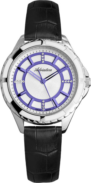Женские часы Adriatica A3434.52B3Q женские часы adriatica a3464 1113q