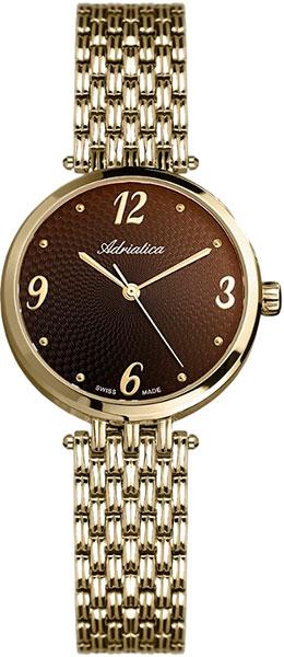 Женские часы Adriatica A3438.117GQ все цены