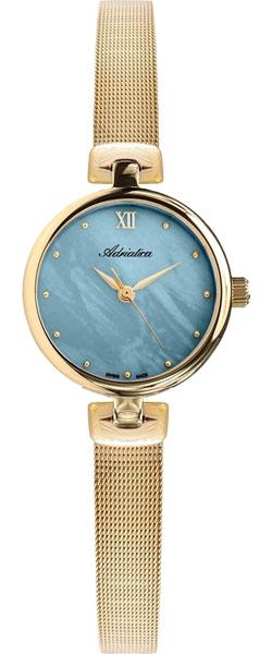 Швейцарские женские часы в коллекции Bracelet Женские часы Adriatica A3474.118ZQ фото