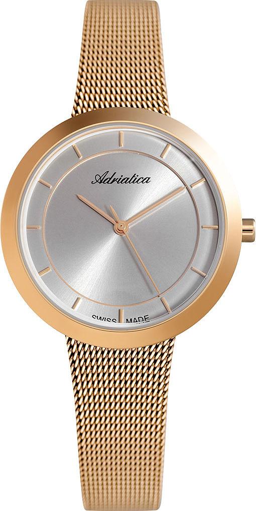 цена Женские часы Adriatica A3499.9117Q онлайн в 2017 году