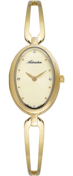 Женские часы Adriatica A3505.1111Q браслет стальной к часам маурицио