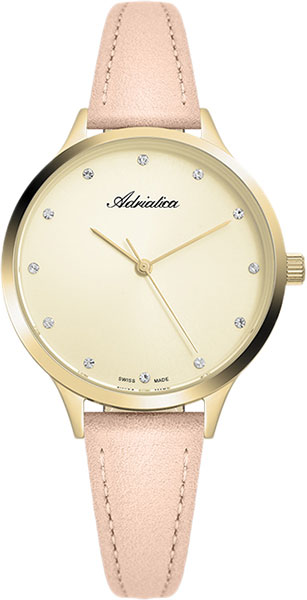 Женские часы Adriatica A3572.1V41Q