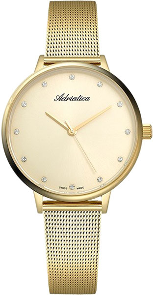 Женские часы Adriatica A3573.1141Q женские часы adriatica a3464 1113q