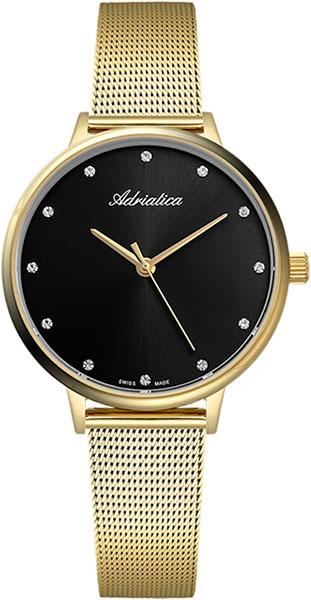 Женские часы Adriatica A3573.1144Q женские часы adriatica a3464 1113q