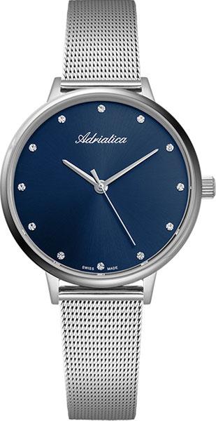 цена Женские часы Adriatica A3573.5145Q онлайн в 2017 году