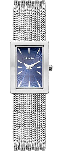 Женские часы Adriatica A3600.5115Q adriatica часы adriatica 3129 1153q коллекция ladies