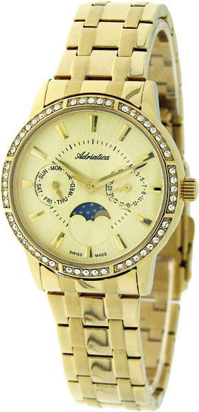 Женские часы Adriatica A3601.1111QFZ