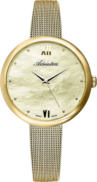 цена Женские часы Adriatica A3632.118SQ онлайн в 2017 году