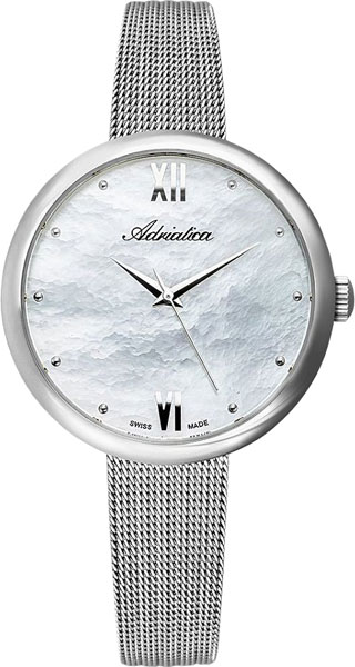 Женские часы Adriatica A3632.518FQ женские часы adriatica a3464 1113q