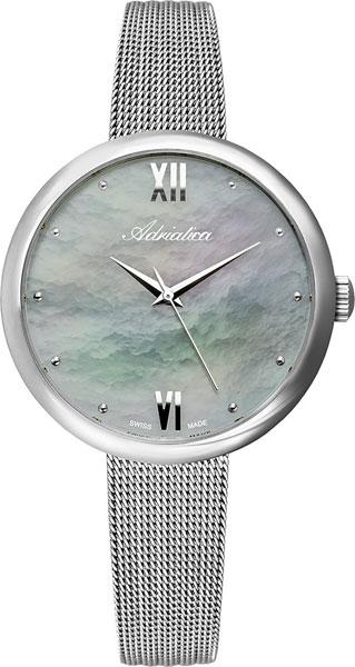 Женские часы Adriatica A3632.518ZQ женские часы adriatica a3464 1113q