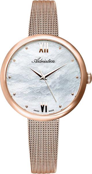 цена Женские часы Adriatica A3632.918FQ онлайн в 2017 году