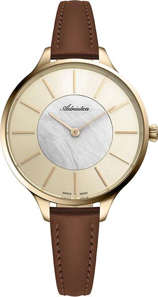 Фото - Женские часы Adriatica A3633.121SQ бензиновая виброплита калибр бвп 13 5500в