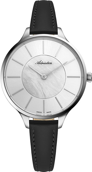 Женские часы Adriatica A3633.521FQ женские часы adriatica a3464 1113q