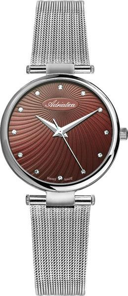Женские часы Adriatica A3689.514GQZ браслет стальной к часам маурицио