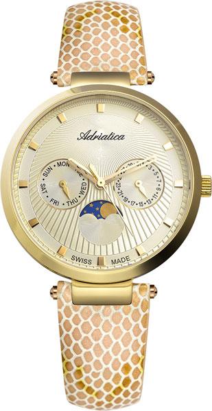 лучшая цена Женские часы Adriatica A3703.1241QF