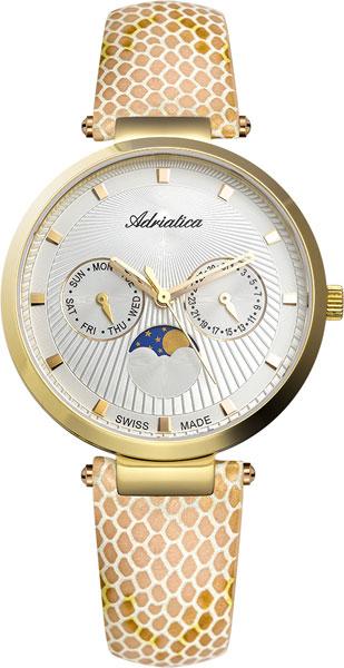 Женские часы Adriatica A3703.1243QF все цены