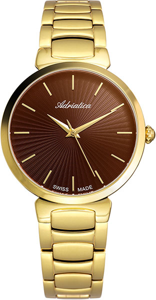 Женские часы Adriatica A3706.111GQ женские часы adriatica a3464 1113q