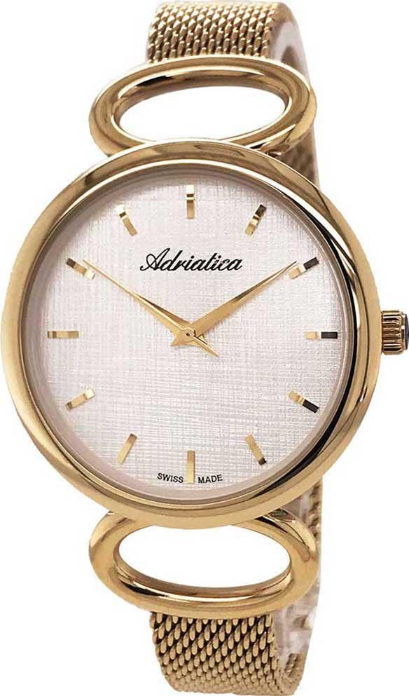 цена Женские часы Adriatica A3708.1113Q онлайн в 2017 году