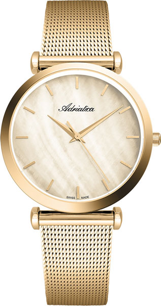Женские часы Adriatica A3713.111SQ