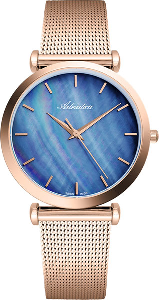 Женские часы Adriatica A3713.911BQ цена и фото