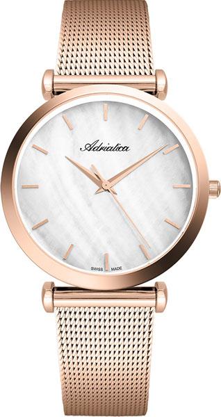 Женские часы Adriatica A3713.911FQ женские часы adriatica a3464 1113q